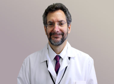 Picture of Dr. Telzak, Chair of SBH Department of Medicine